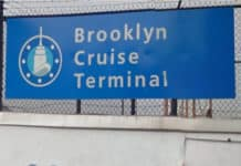 Dropping Off Passengers At New York Cruise Ports (With Pictures)