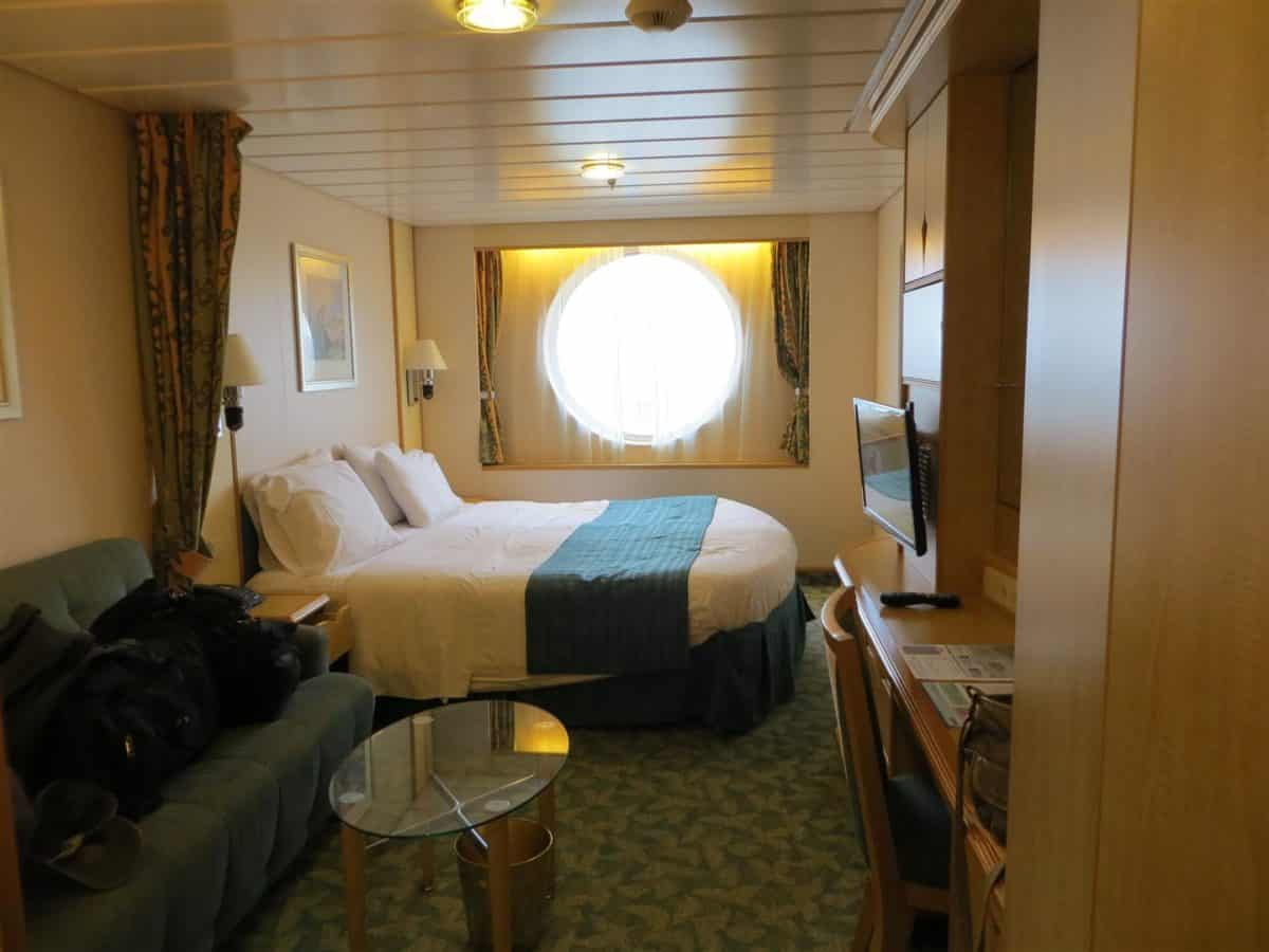 Royal Caribbean cabin