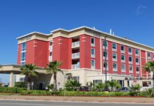 Galveston hotel with cruise parking