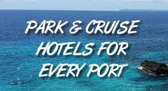 Park and cruise banner