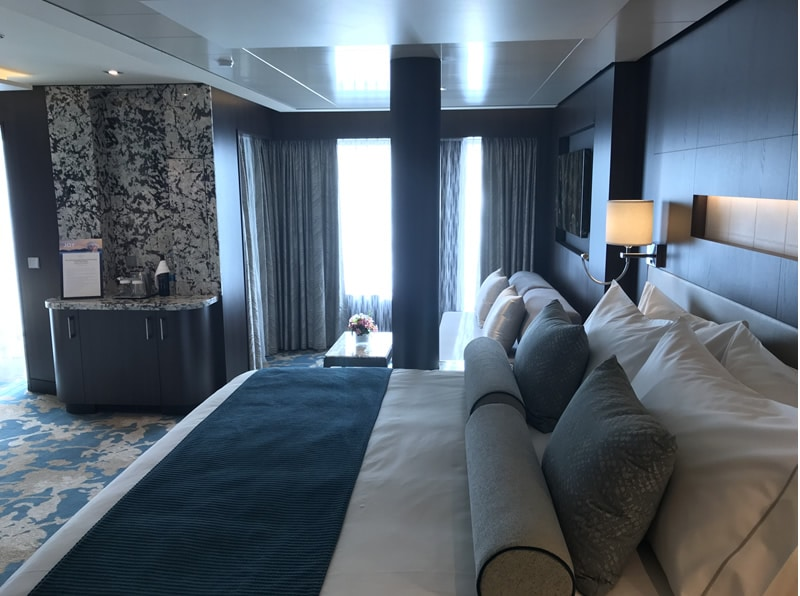 Norwegian Joy Haven Cabin