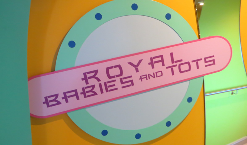 Royal Babies and Tots