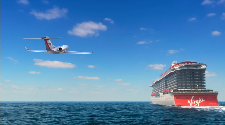 Virgin Voyages air transfer